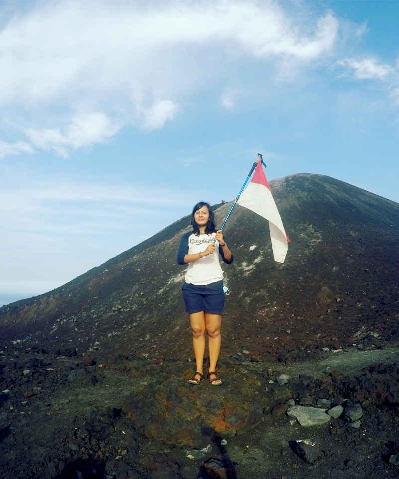 paket wisata gunung krakatau lampung dari merak