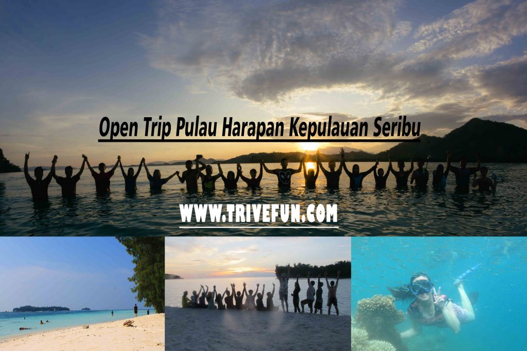 Open Trip Pulau Harapan Kepulauan Seribu