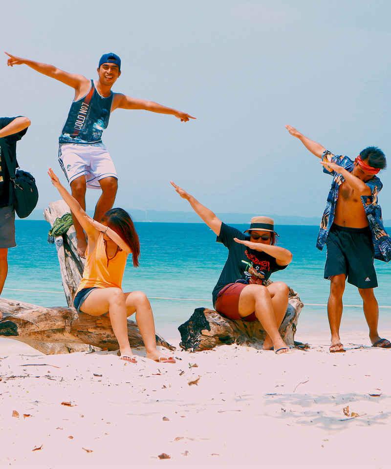 wisata 1 hari pulau wayang dan pahawang lampung