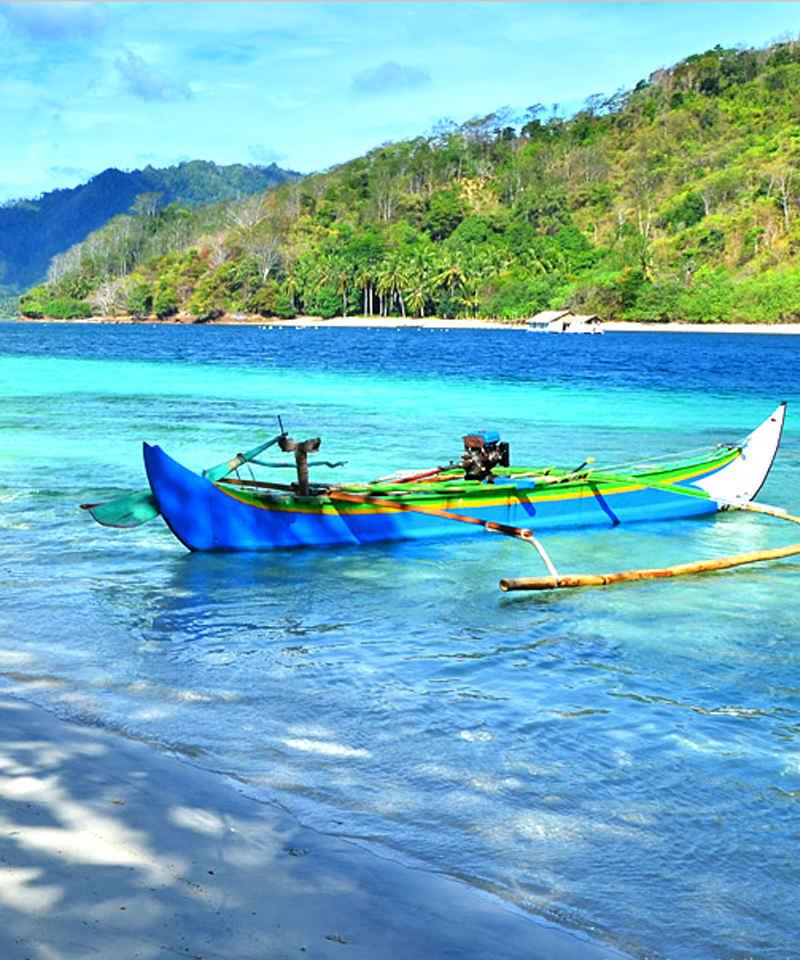 Open trip pulau pahawang-teluk kiluan lampung