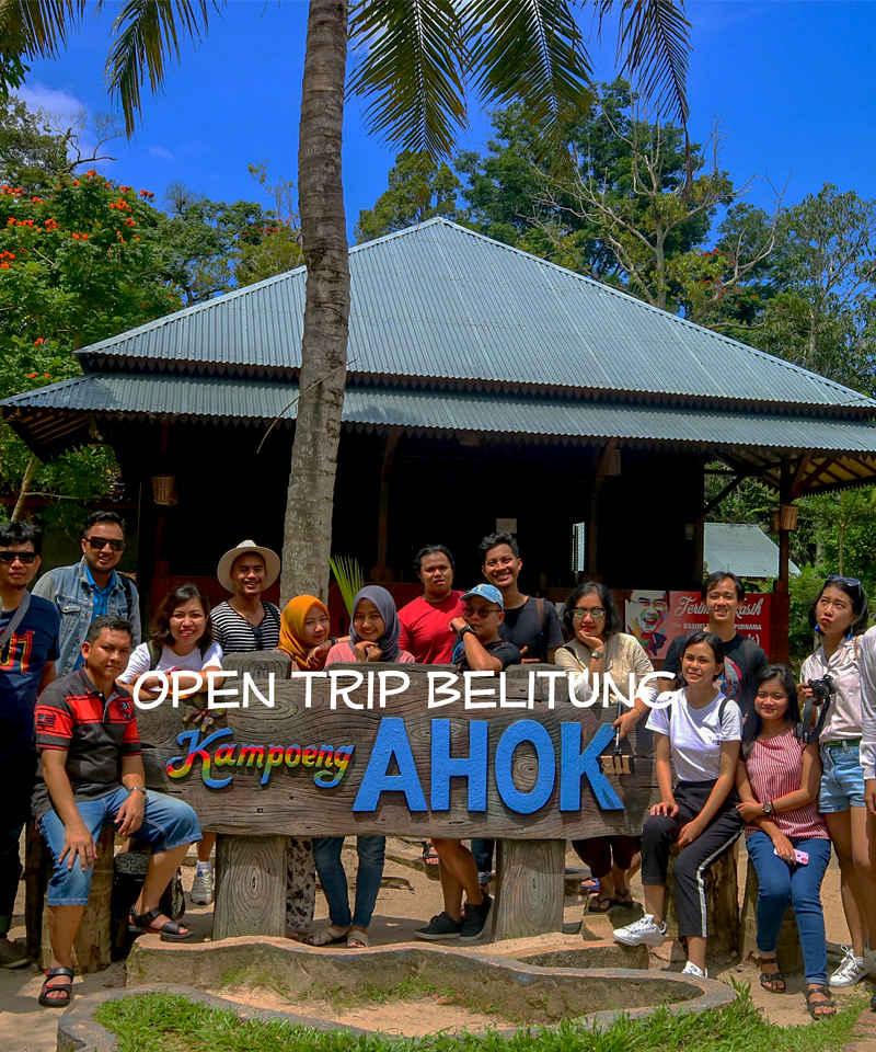 open trip belitung 4 hari 3 malam