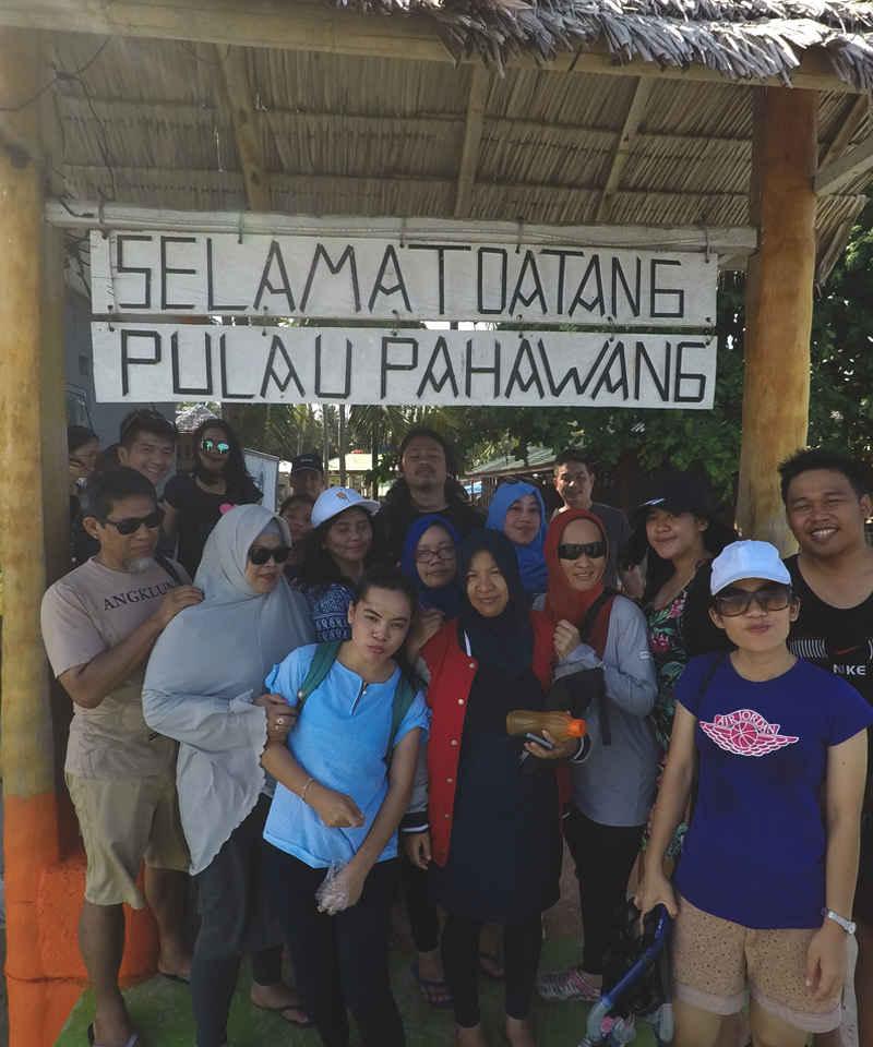 paket wisata pulau pahawang 1 hari
